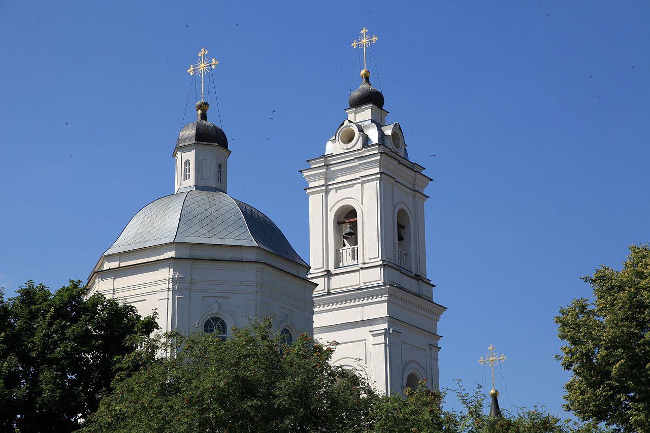 Собор Петра и Павла в Тарусе, колокольня