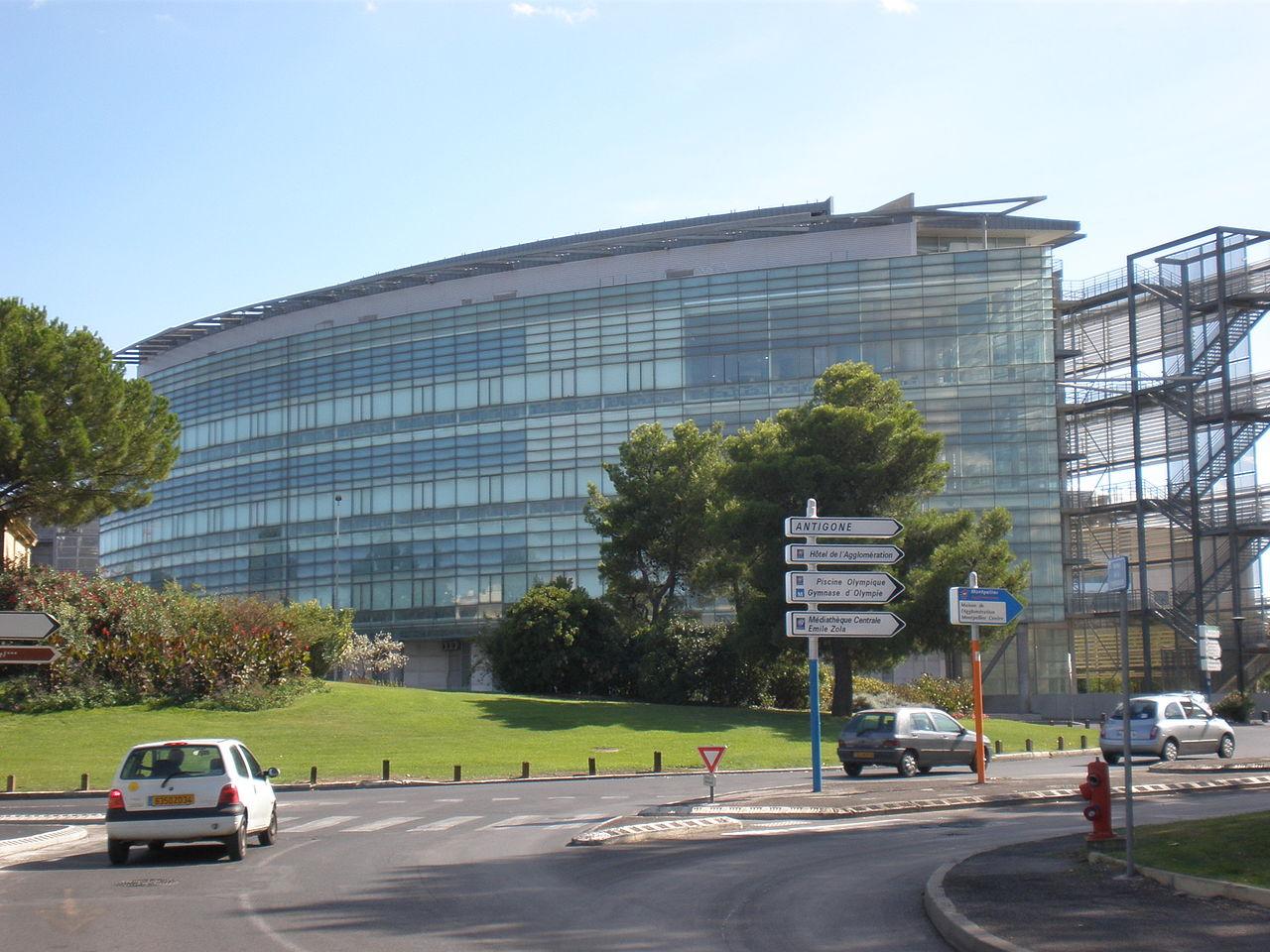 Университет Монпелье, библиотека