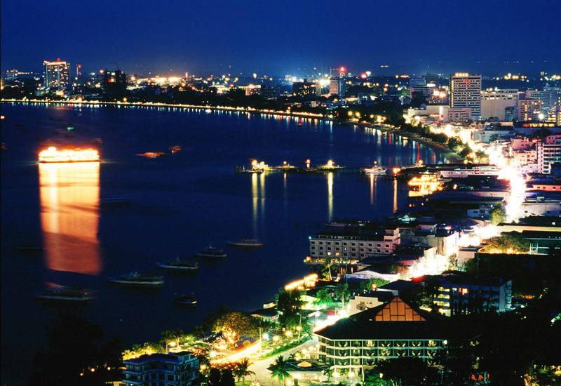 Лето в январе в Паттайе! Таиланд из Самары!