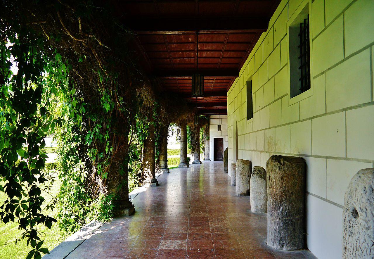 Замок Амбрас, верхняя галерея