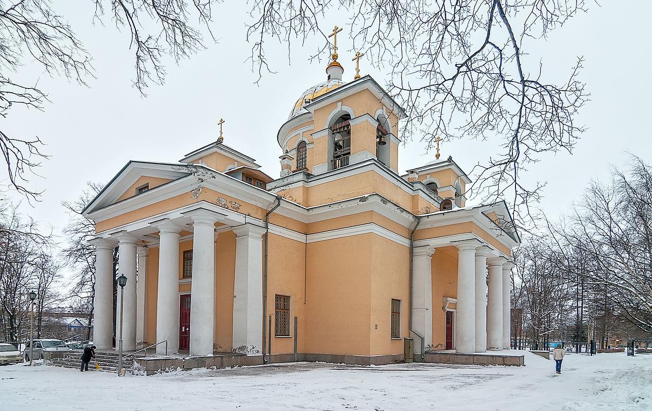 Кафедральный собор во имя Александра Невского в Петрозаводске