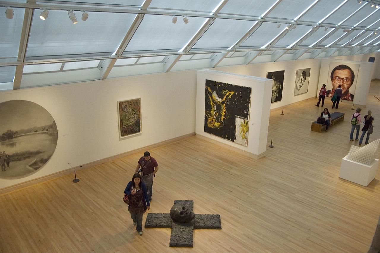 Метрополитен-музей, зал современного искусства