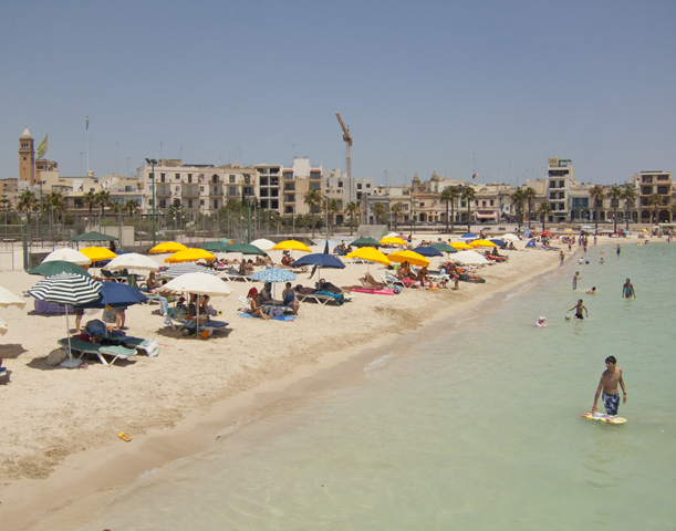 Пляж Притти-Бэй