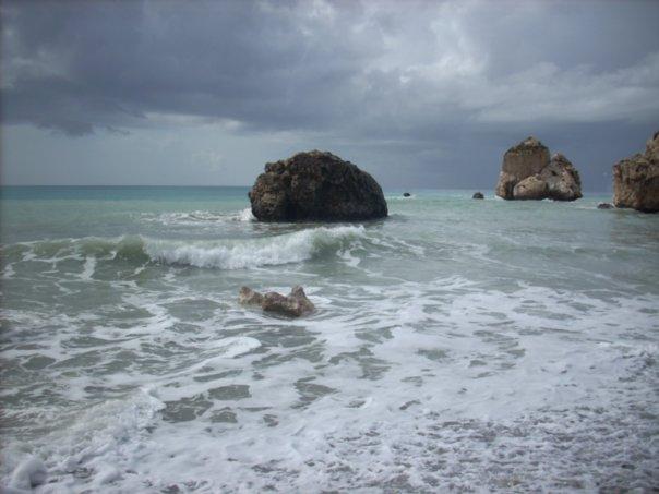 Камень Афродиты, Кипр