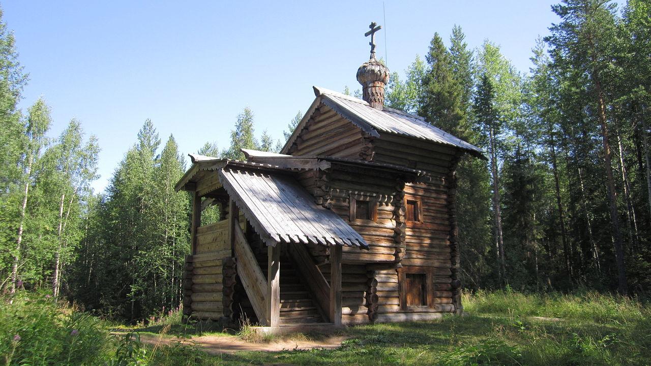 Малые Корелы, Троицкая часовня