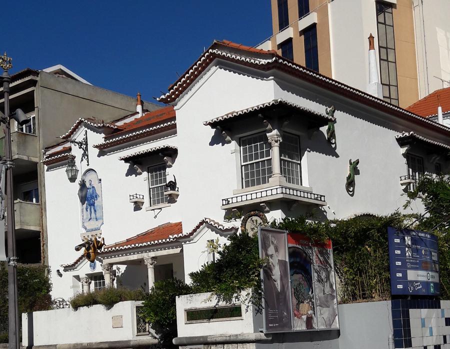 Музей Рафаэла Бордалу Пинейру