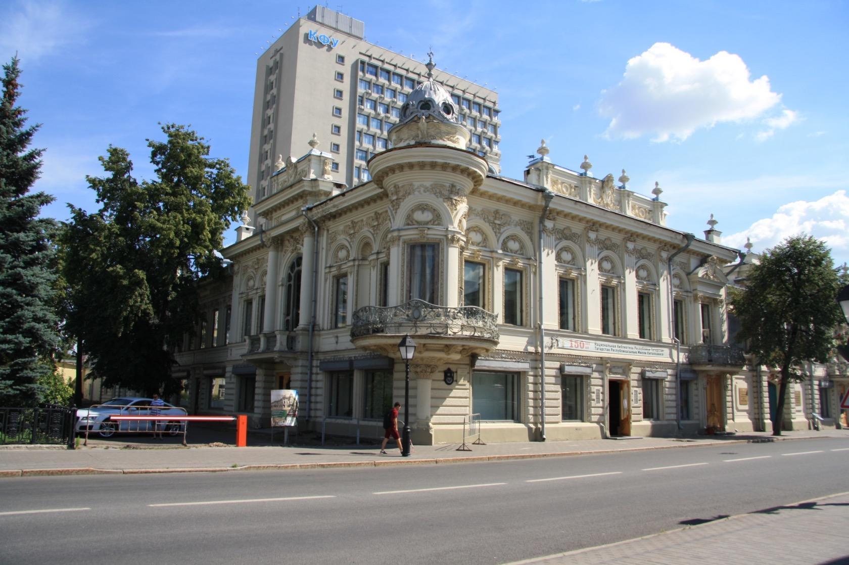 Дом Ушковой: описание, история, экскурсии, точный адрес