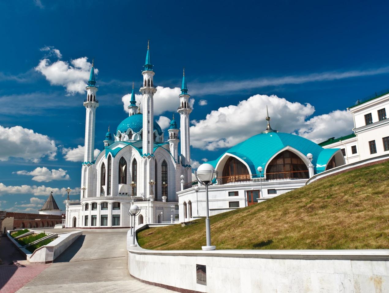 Казанский кремль, мечеть Кул-Шариф