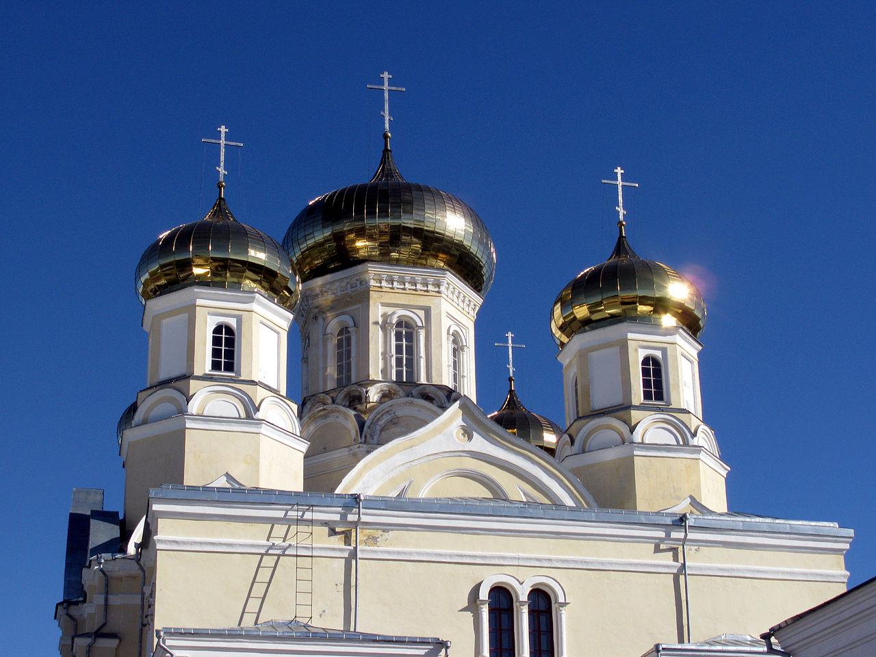 Казанский монастырь, собор Андрониковой иконы Божией Матери