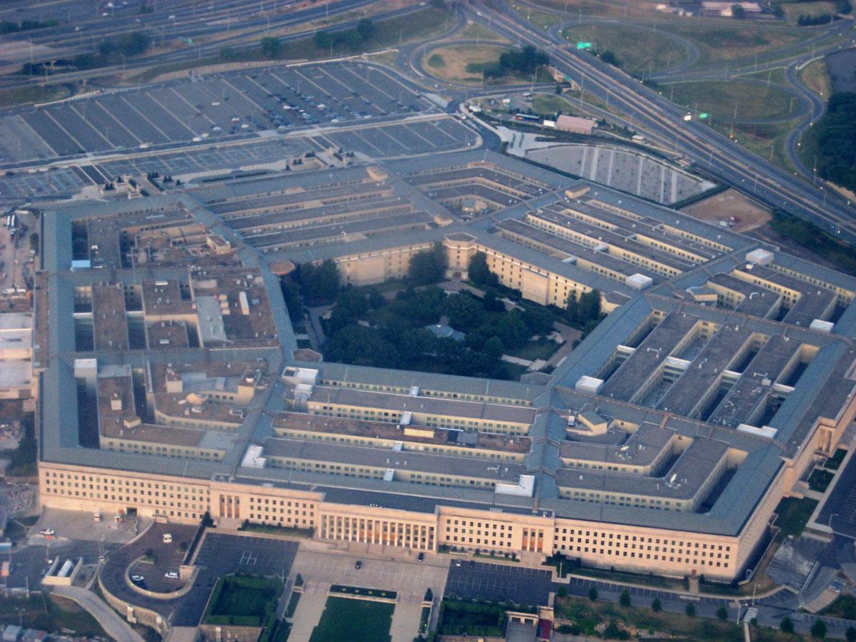 Пентагон, Вашингтон