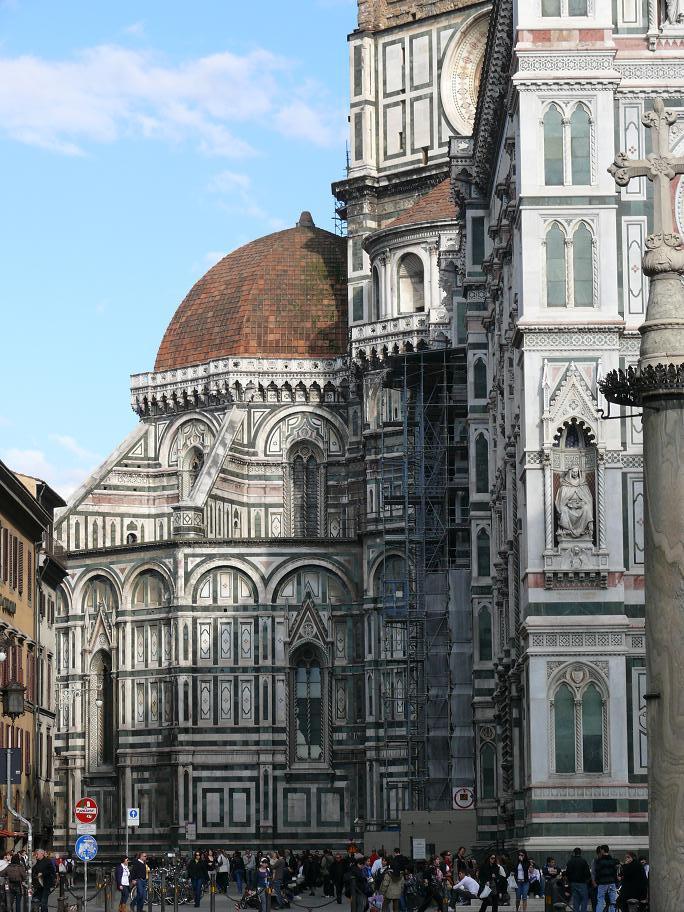 Санта-Мария-дель-Фьоре, Флоренция, Италия