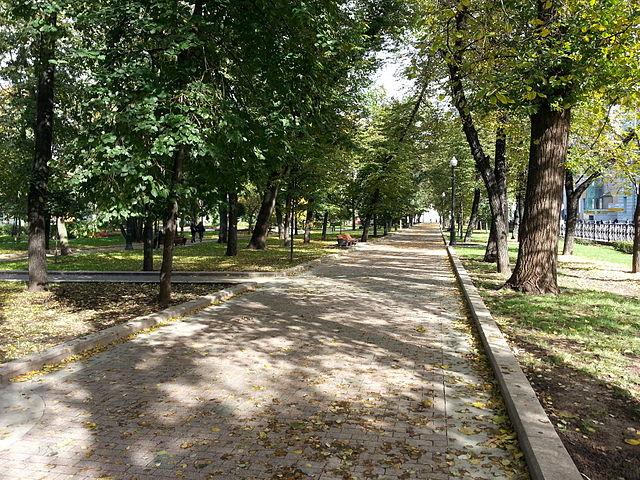 Страстной бульвар, Москва