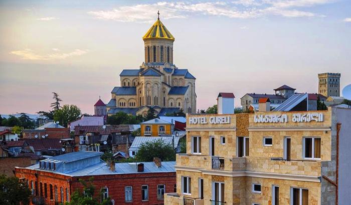 6 недорогих отелей в Тбилиси Hotel Gureli 1.jpg