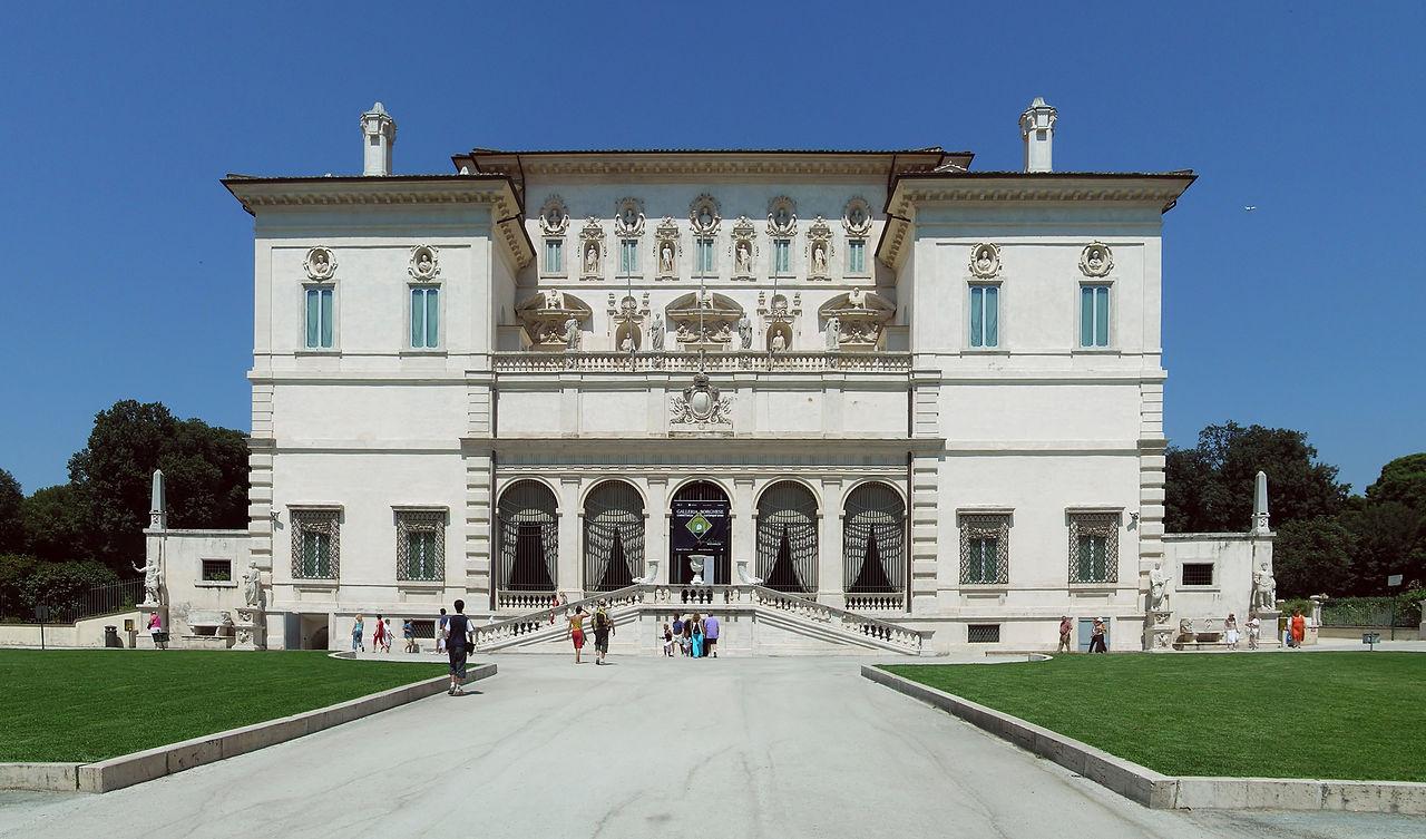 Вилла Боргезе в Риме - история фото время работы цены 2020 карта