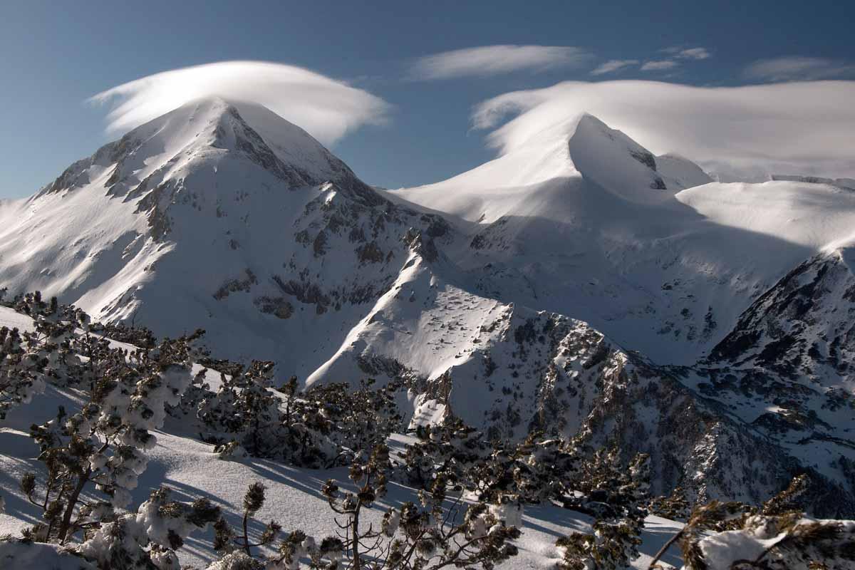 Горы Пирин, Болгария