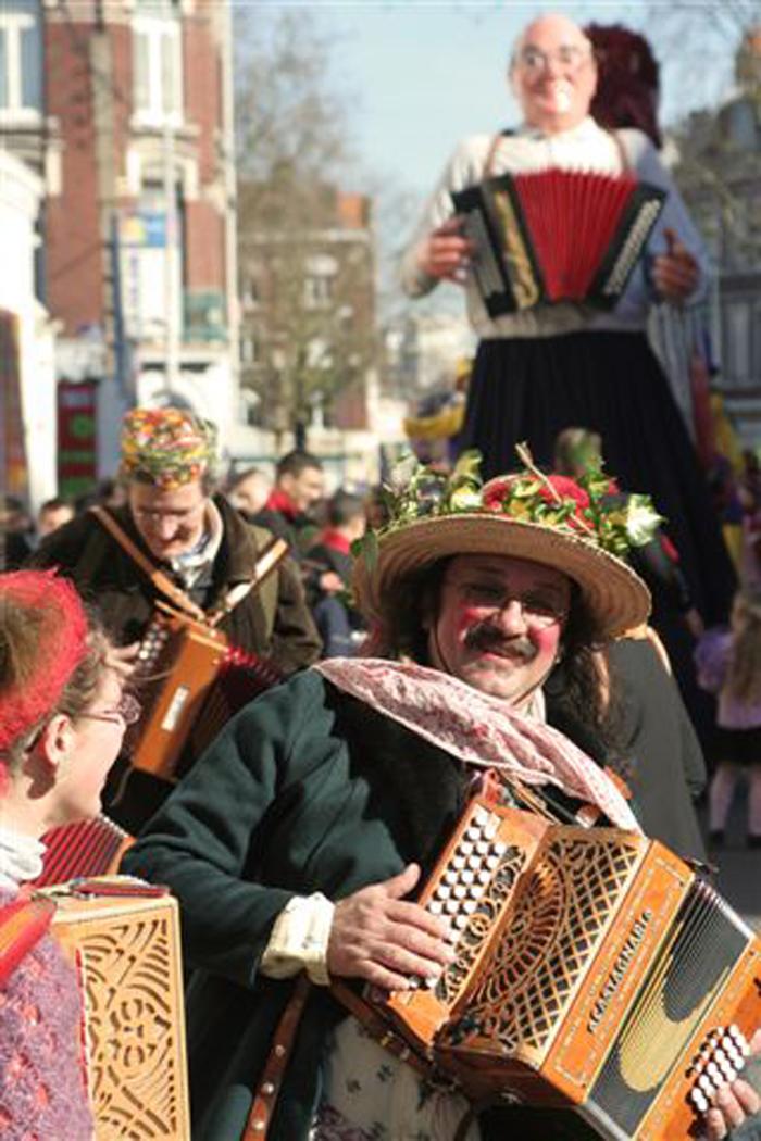 Карнавал в Лилле