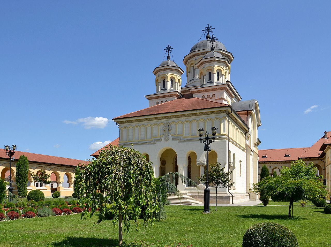 Крепость Алба-Юлия, православный собор