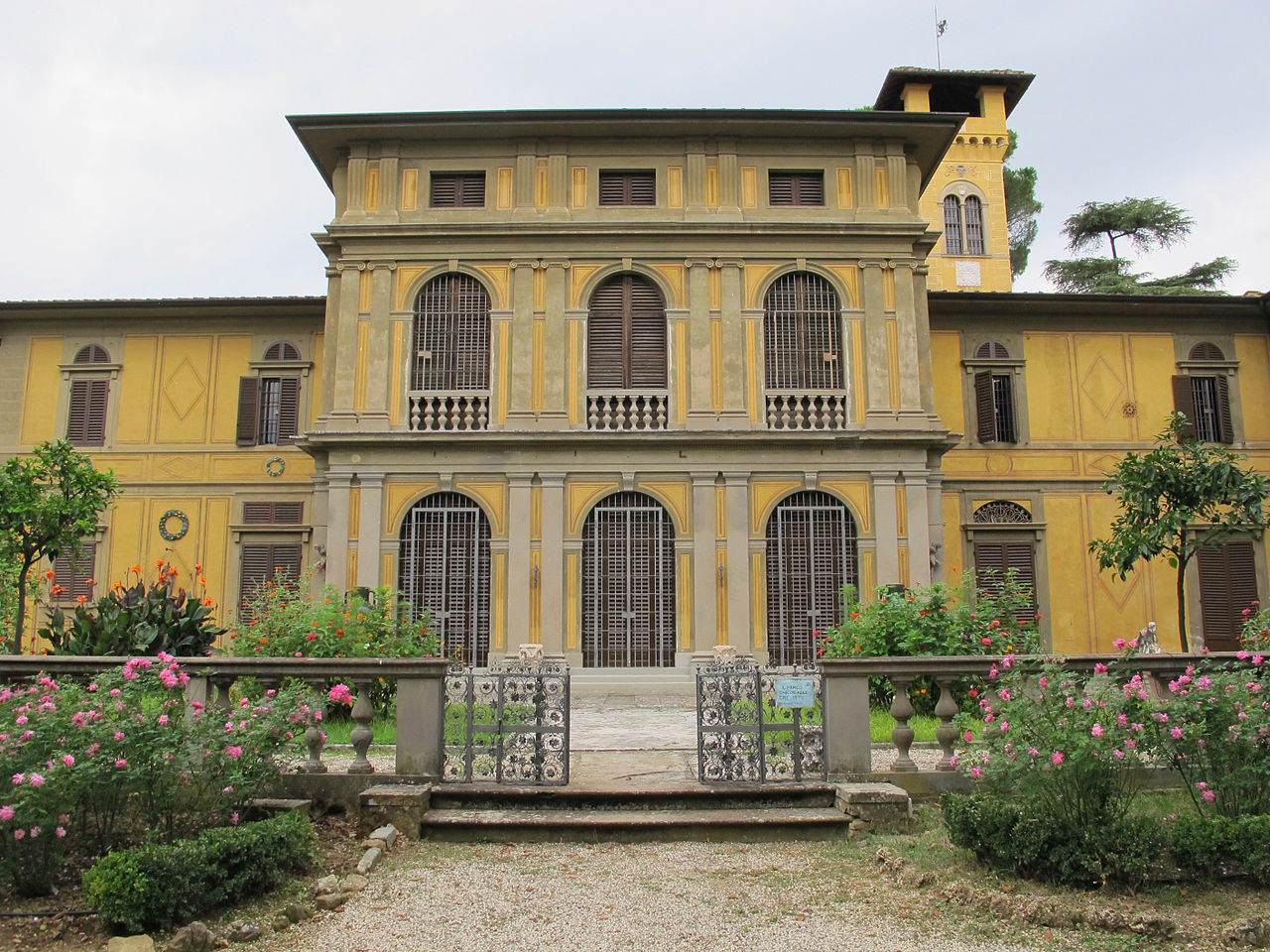 Музей Стибберта, Флоренция