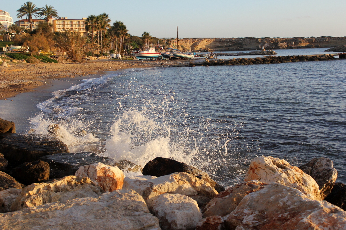 Лучшие пляжи Кипра.