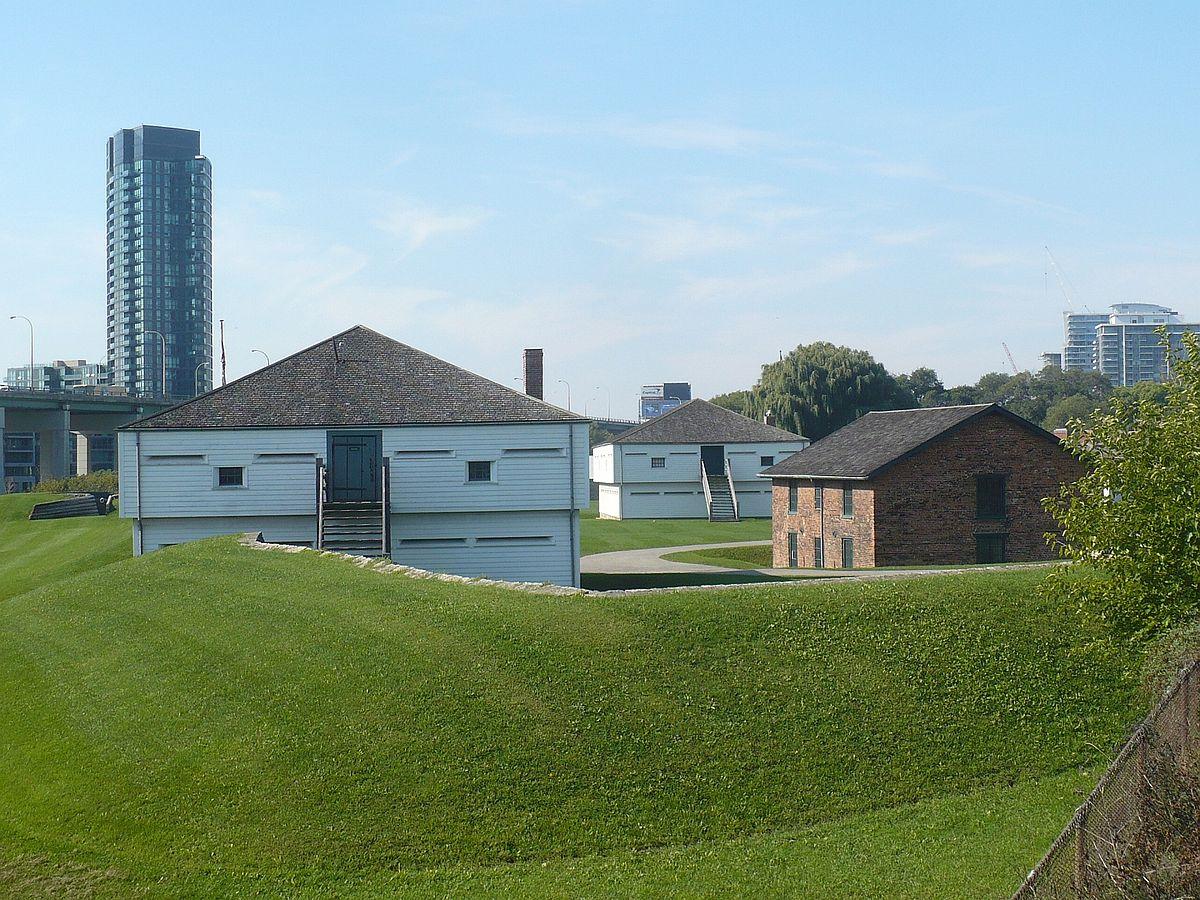 Форт Йорк