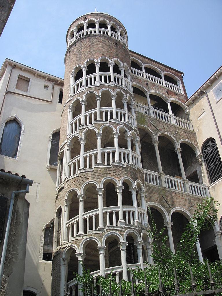 Вид на палаццо Контарини дель Боволо