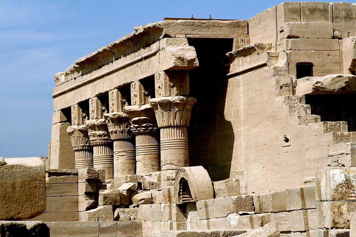Дендера.Египет.
