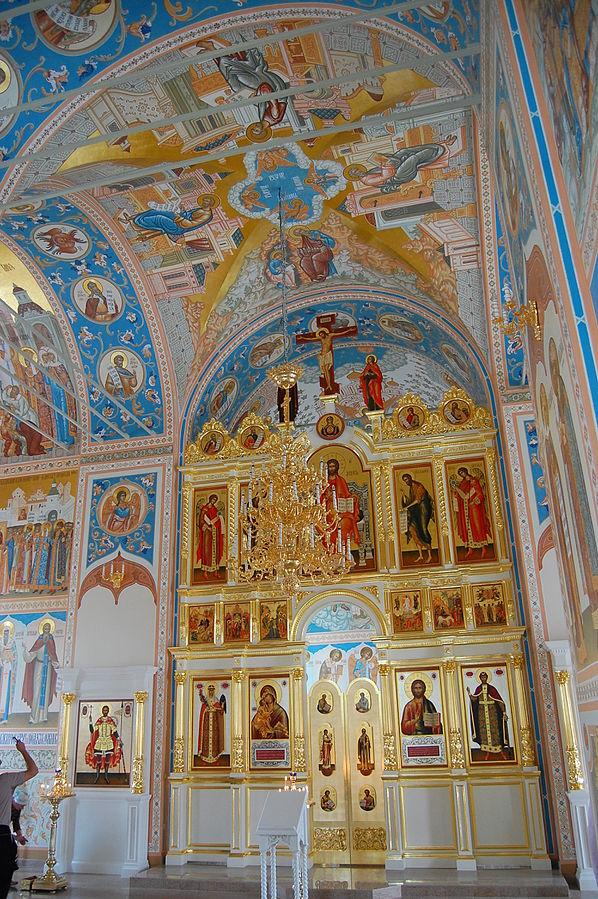 Иконостас Успенского собора, Тула