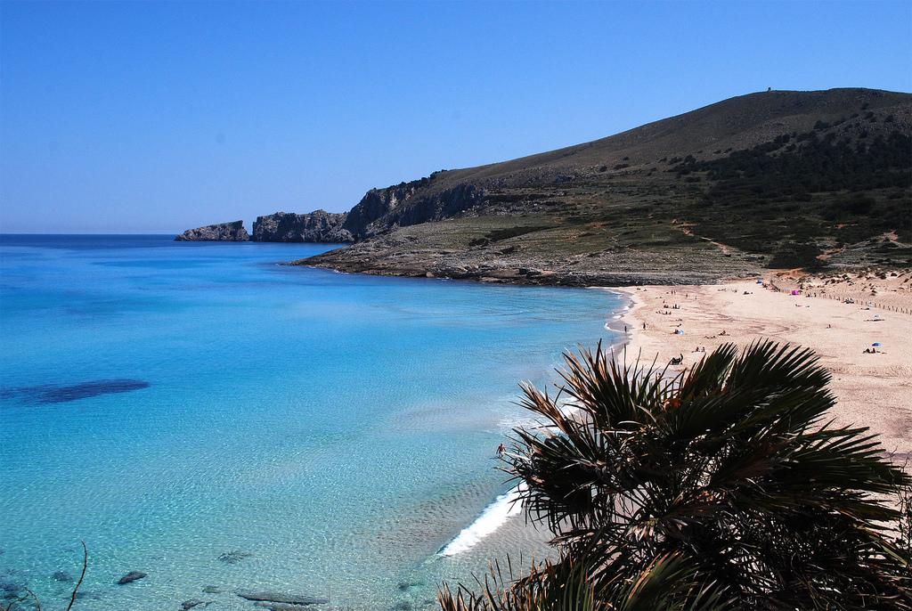 Пляж Кала-Мескида