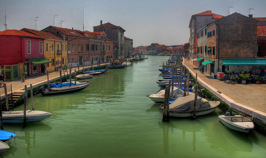 Район Мурано, Венеция