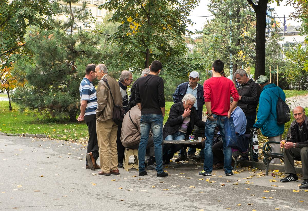 Уличное кафе фото