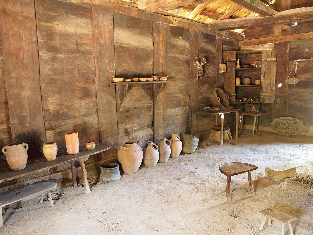 Тбилисский этнографический музей, традиционная утварь