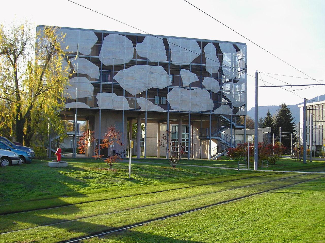 Университет Гренобля, одно из зданий