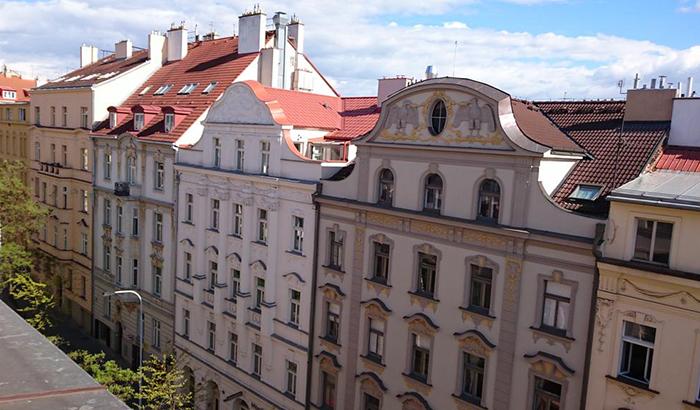 5 симпатичных и недорогих отелей в Праге Post Hostel Prague 6.jpg