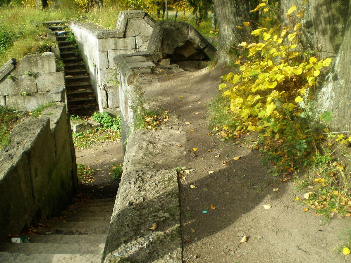 Амфитеатр в Гатчине