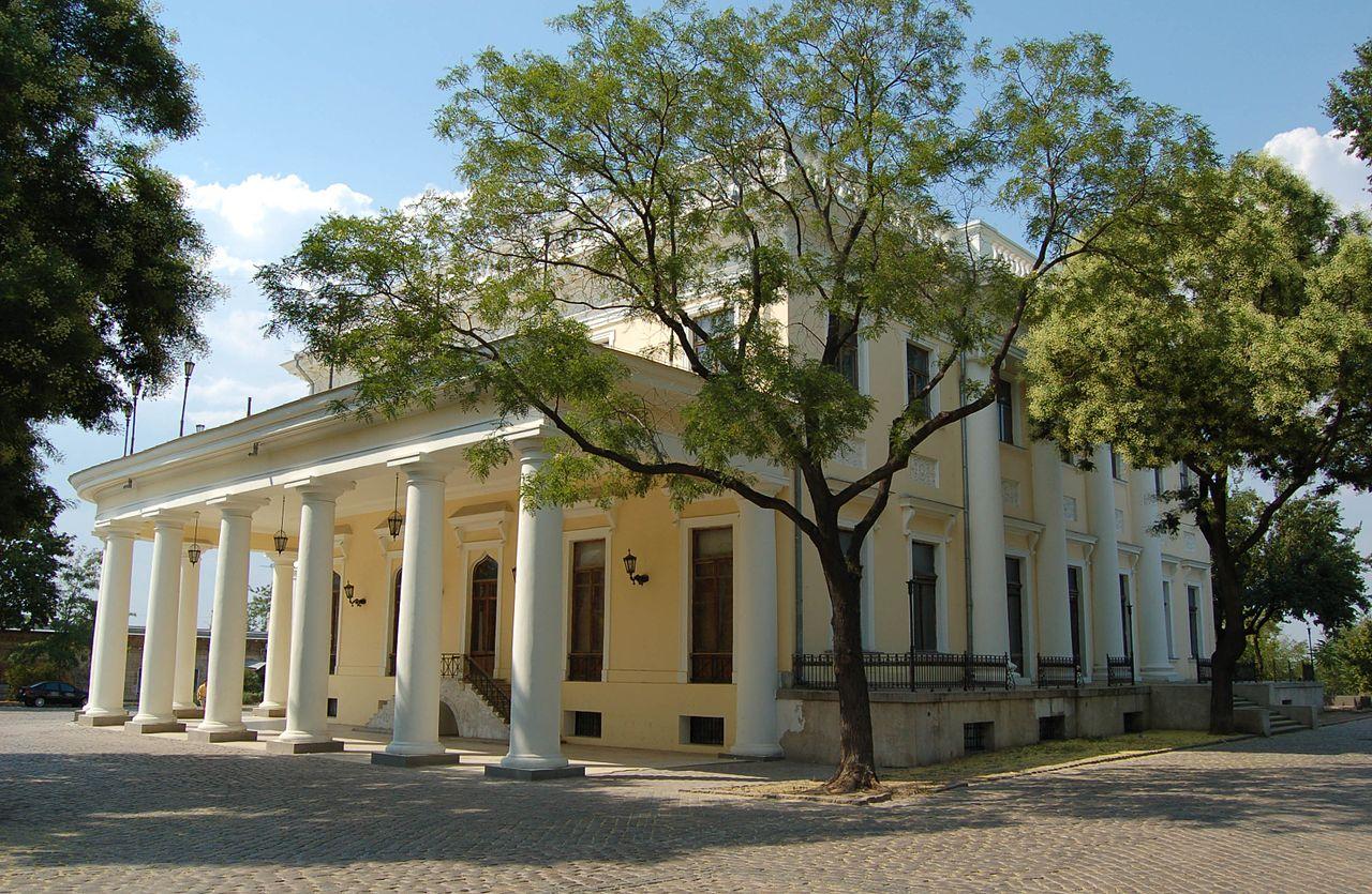 Воронцовский дворец, главный корпус