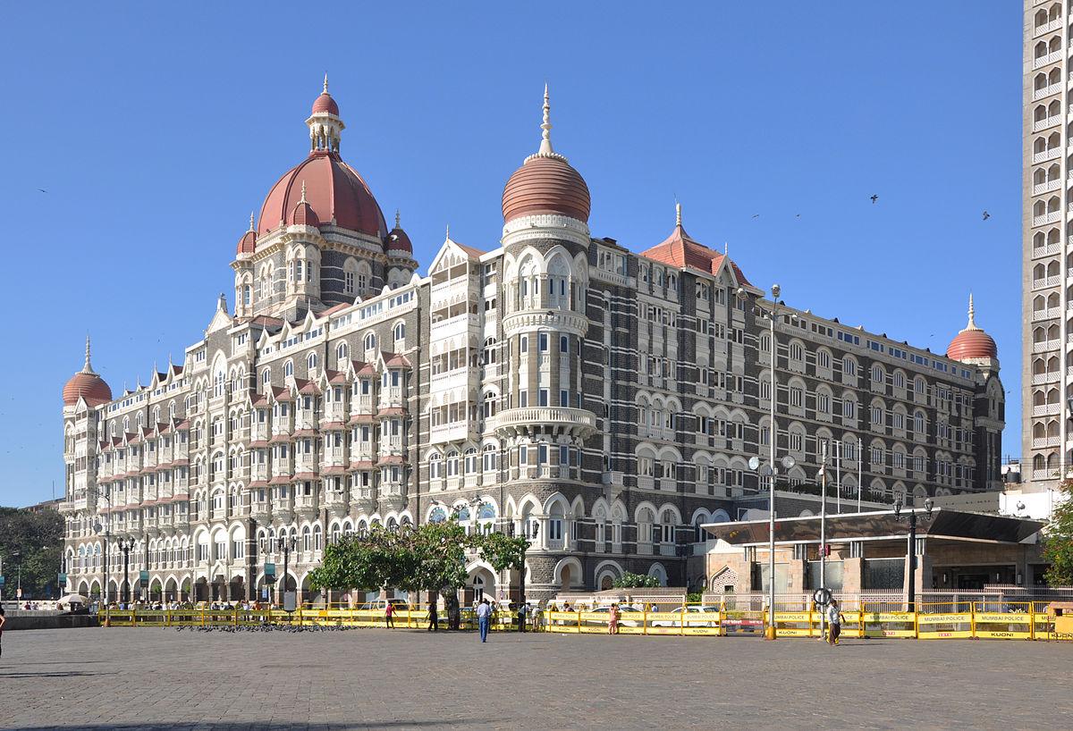 Дворец-отель Taj Mahal Palace & Tower