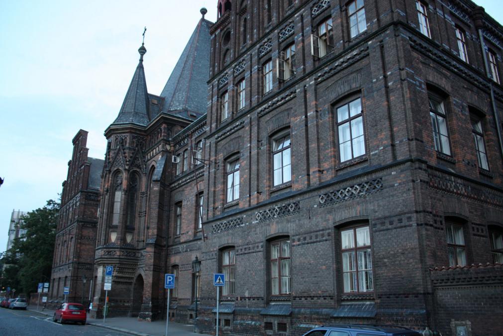 Карлов университет, Прага