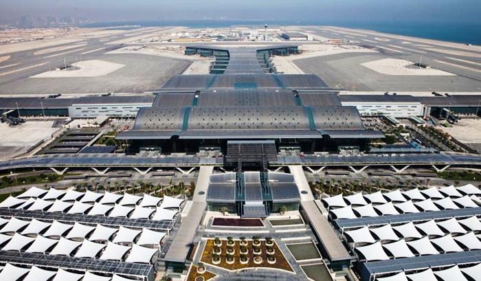Аэропортоы пересадка в которых сплошное удовольствие Доха 2.jpg