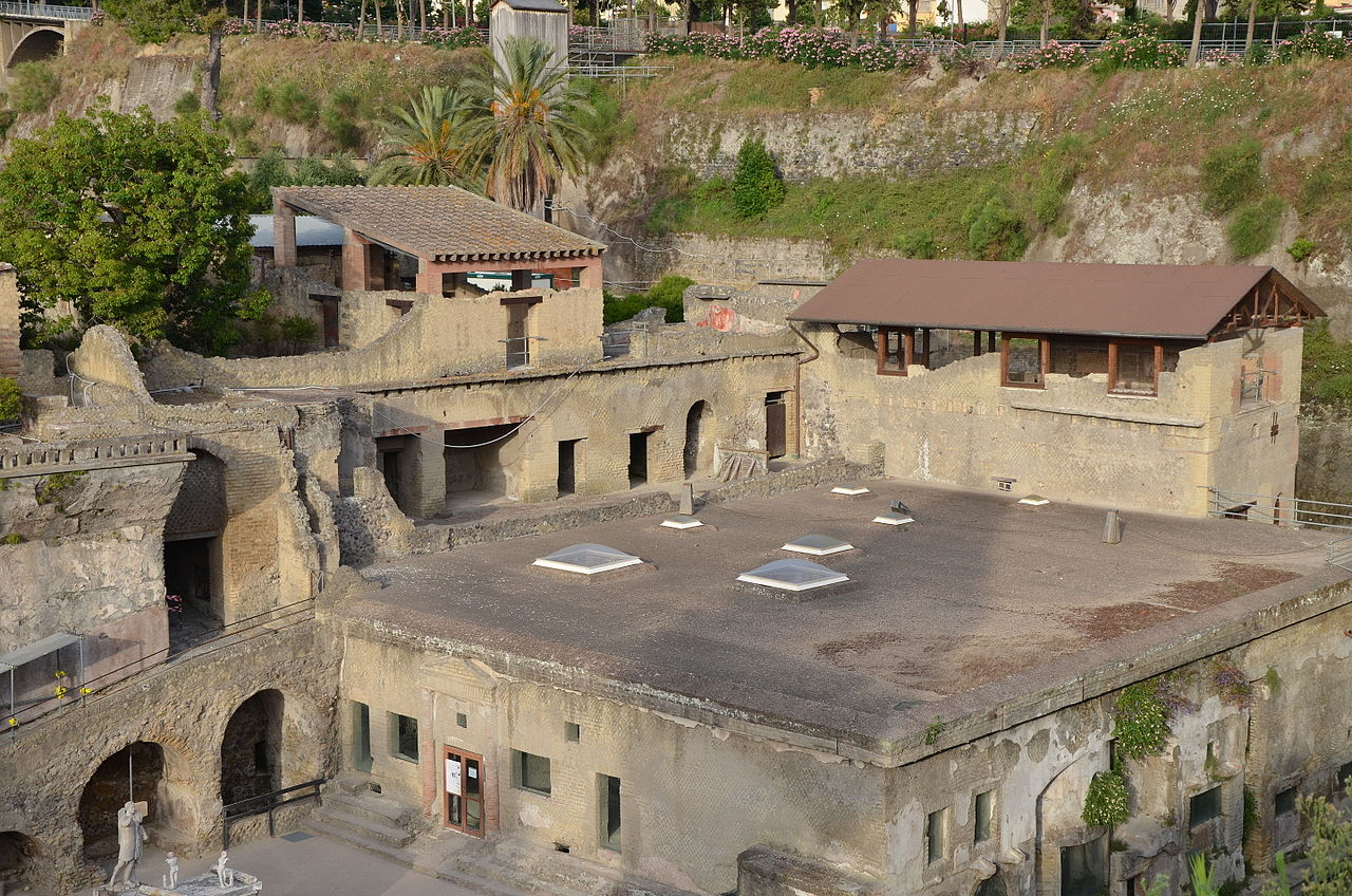 Геркуланум, Италия