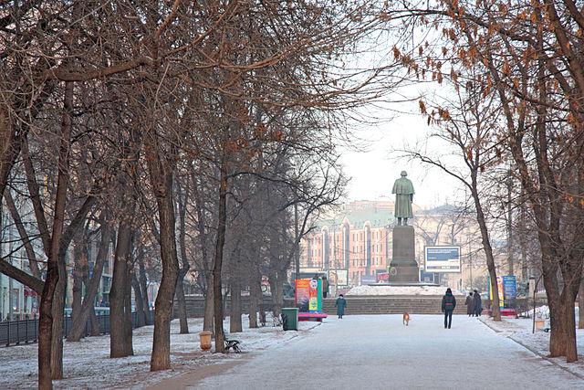 Гоголевский бульвар, Москва