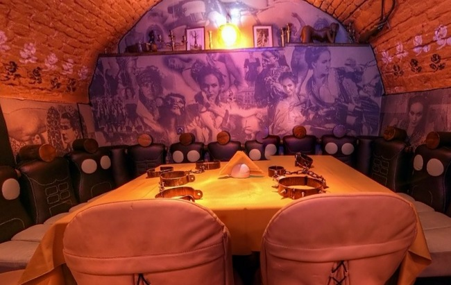 Мазох-кафе во Львове ждет любителей «Венеры в мехах»