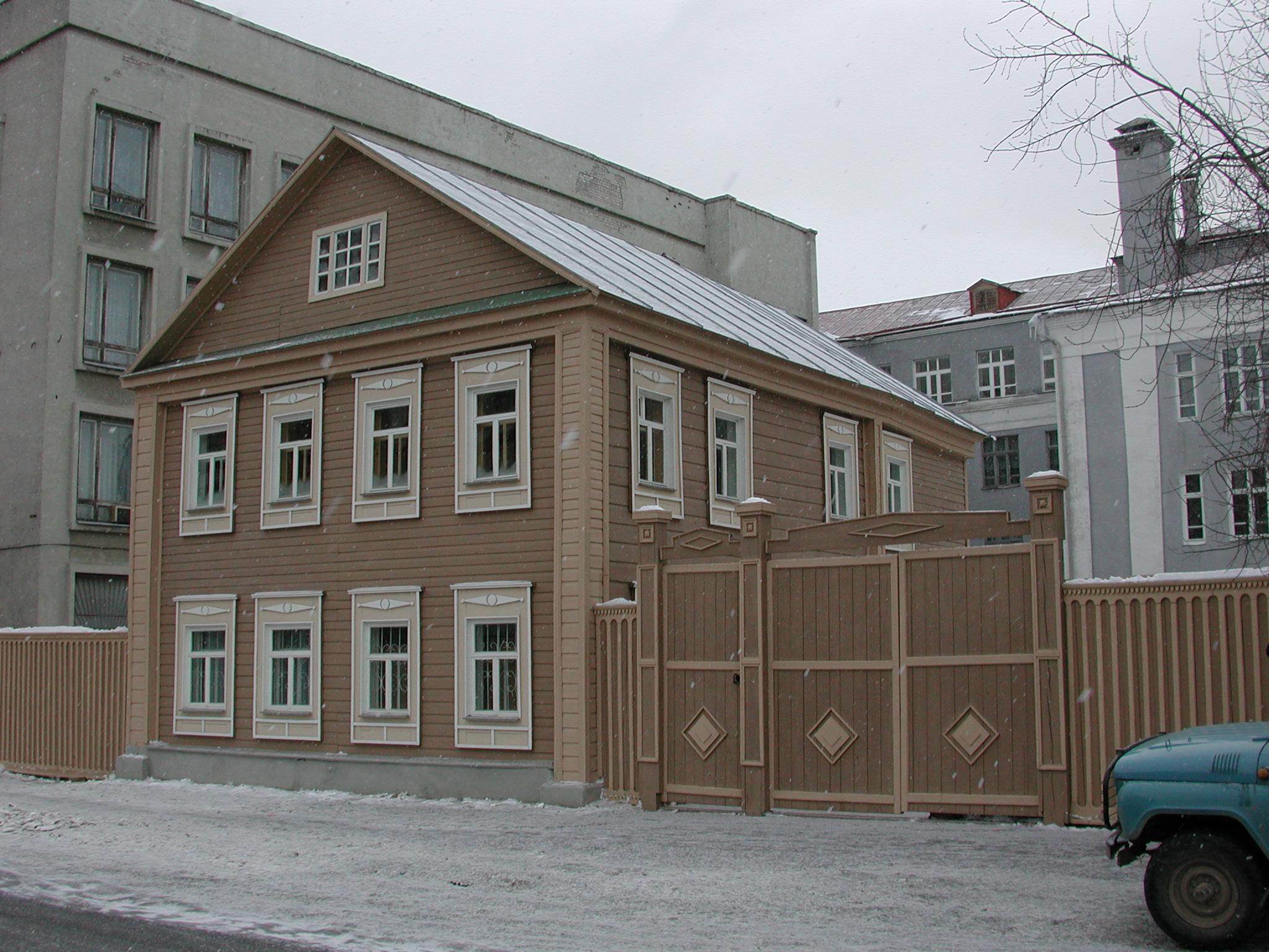 Музей Каюма Насыри, Казань