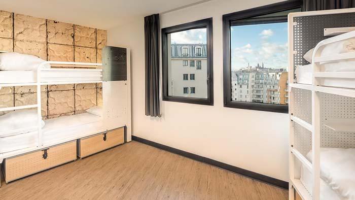 7 доступных отелей Парижа Generator Paris 3.jpg