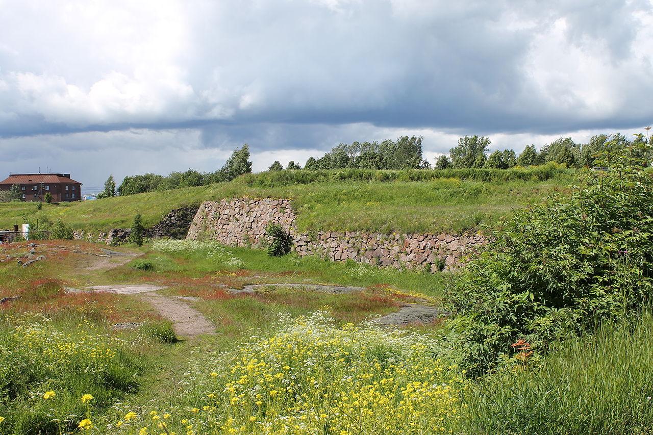 Крепость Корона Санкт-Анна, Выборг