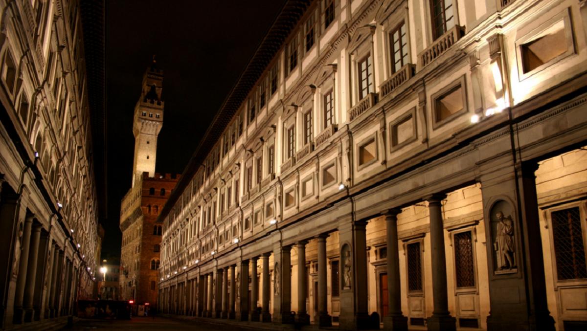 Галерея Уффици во Флоренции произведения, музей, часы работы, отзывы, адрес