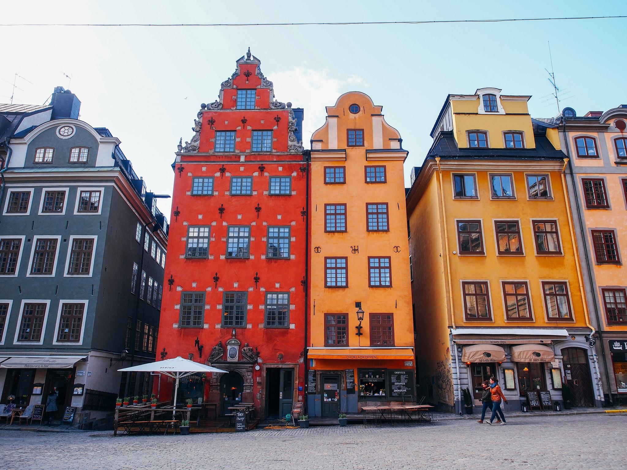 Гамла-Стан или Старый город, Стокгольм