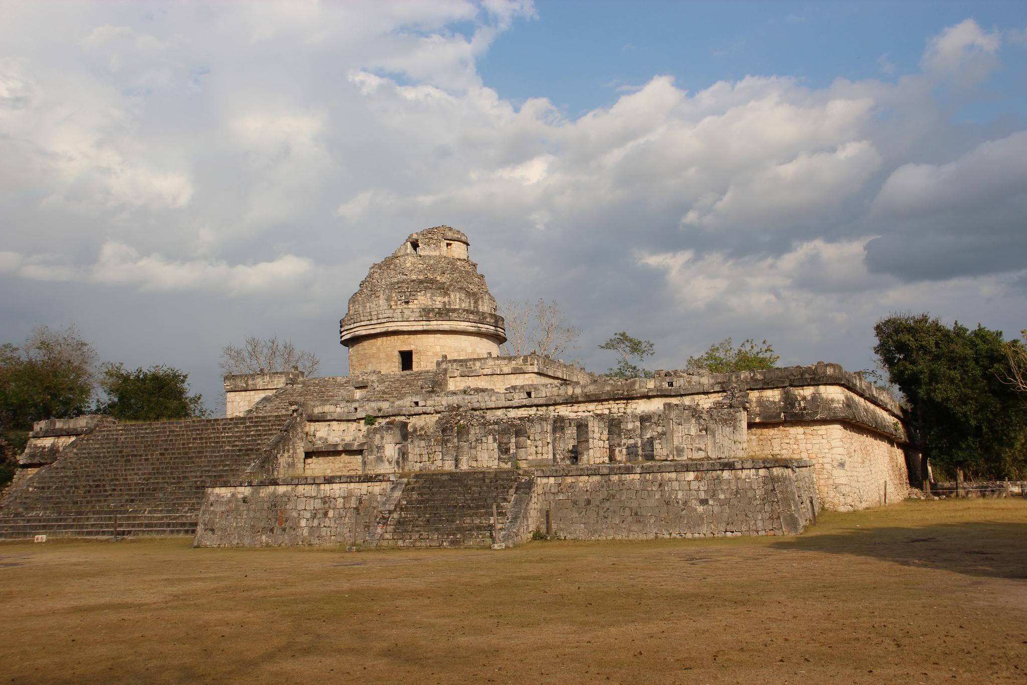 Чичен-Ица, обсерватория