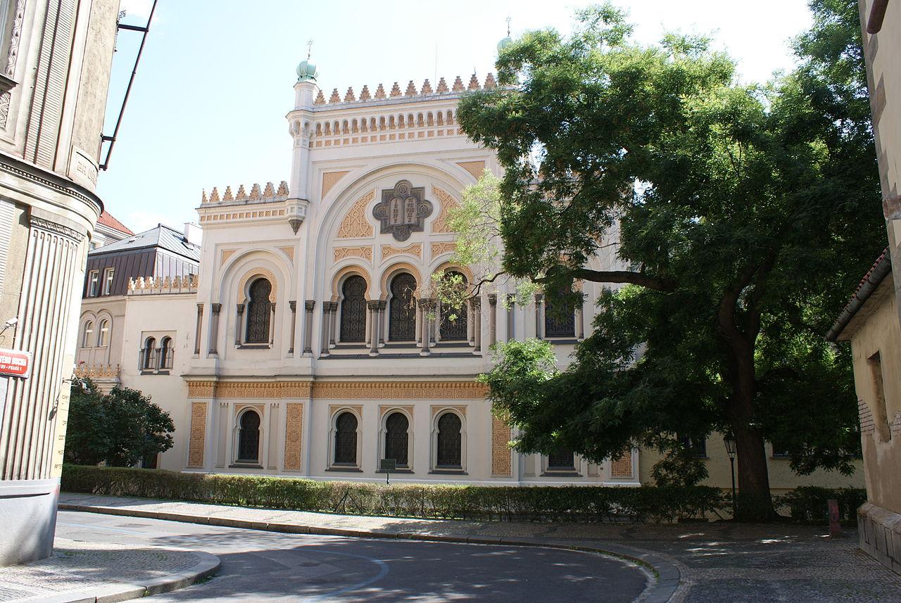Йозефов, Испанская синагога