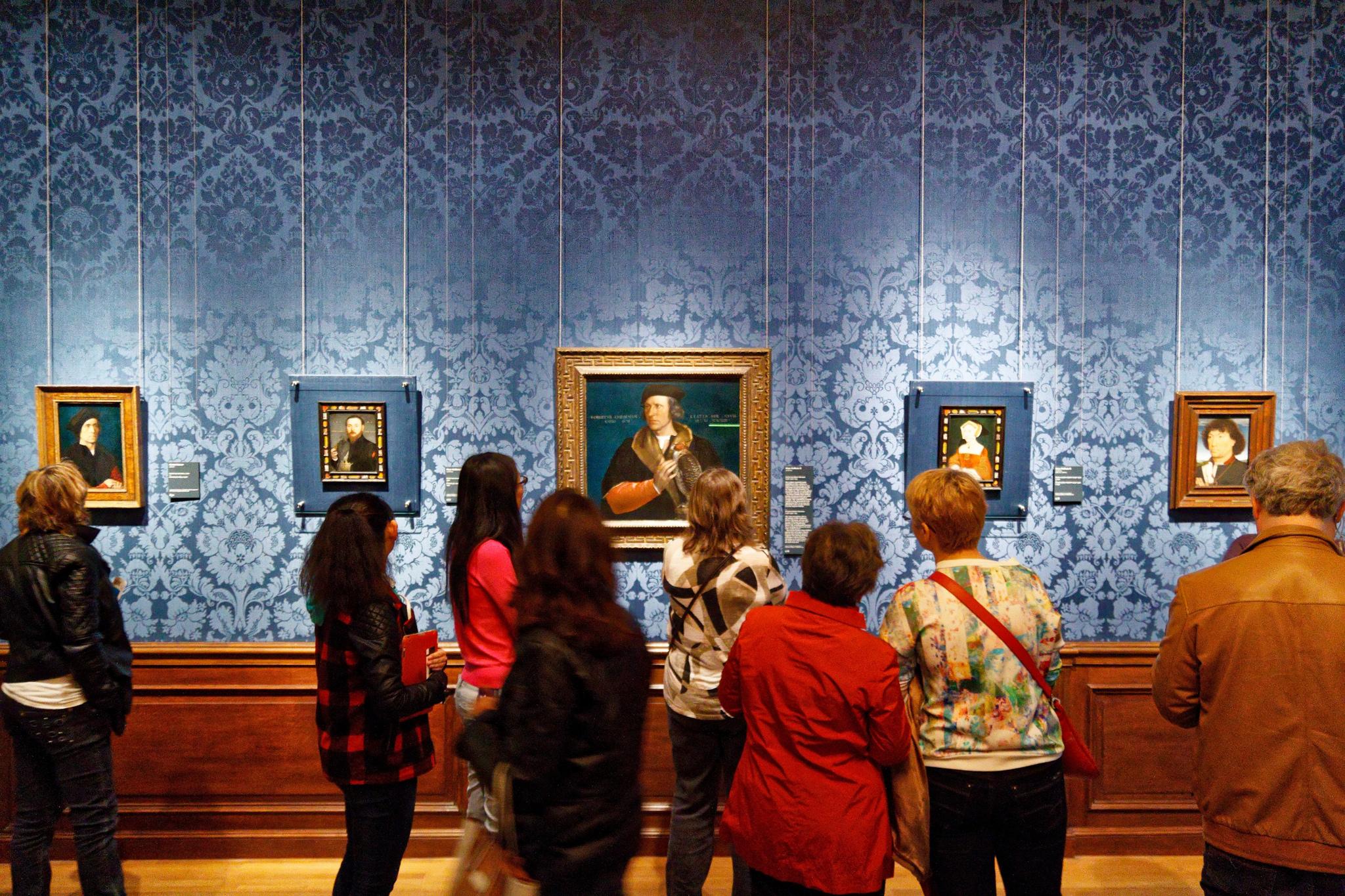 Королевская галерея Маурицхёйс, экспозиция