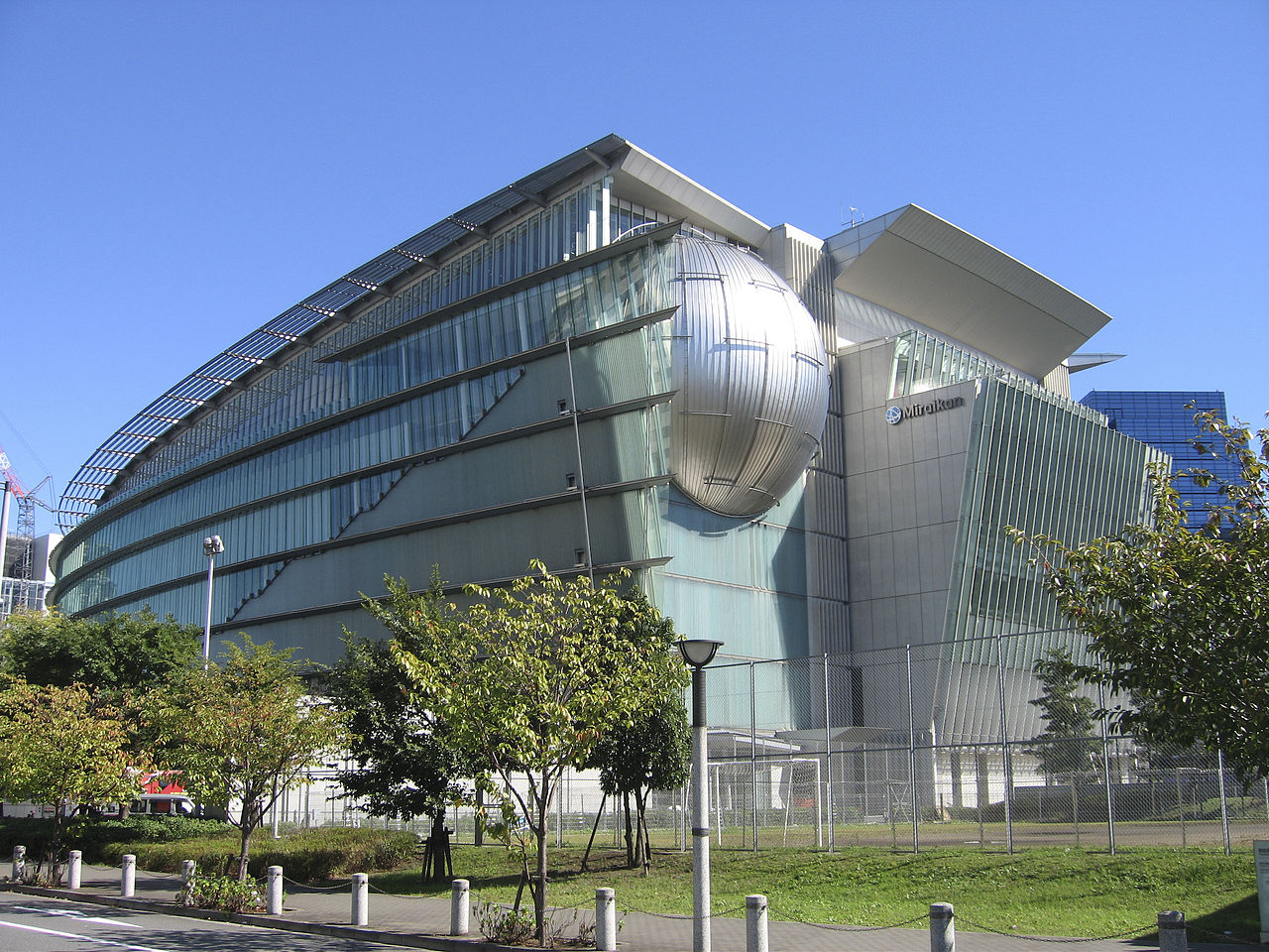 Мирайкан, Национальный музей передовой науки и технологии в Токио